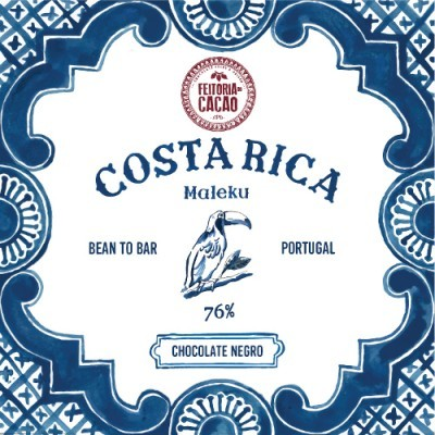 Chocolate Negro Costa Rica Maleku 76%