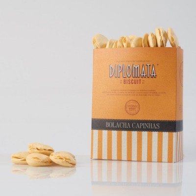Capinhas - Diplomata Biscuit