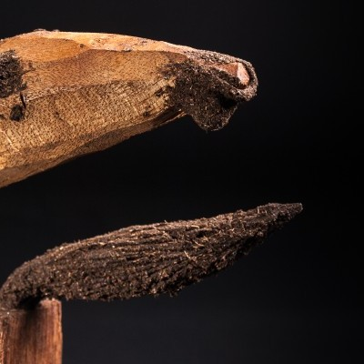 Animal em madeira