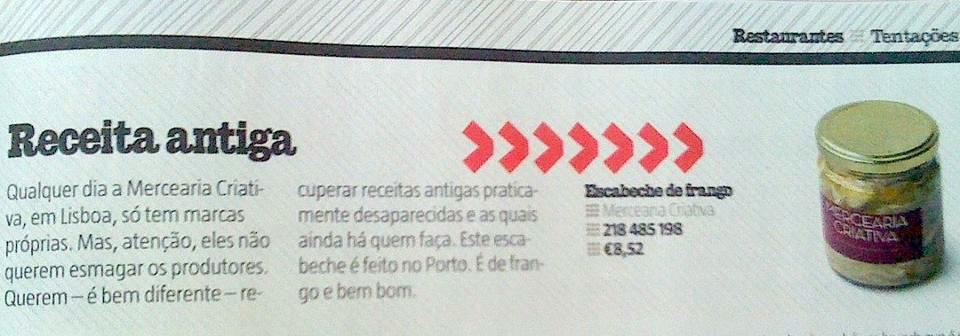 TENTAÇÕES · REVISTA SÁBADO · 09/02/2012