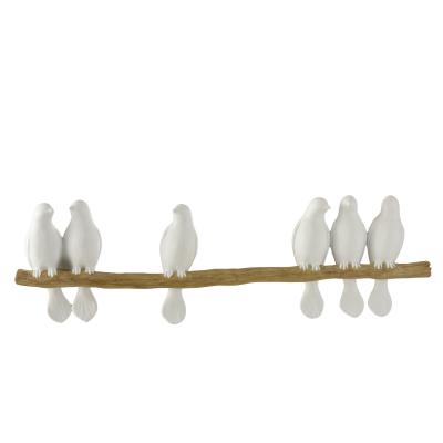 Cabide Pássaros Ramo
