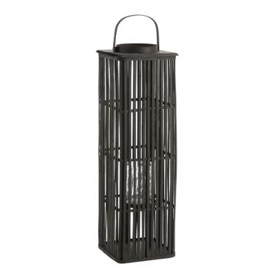 Porta-Velas Bambu