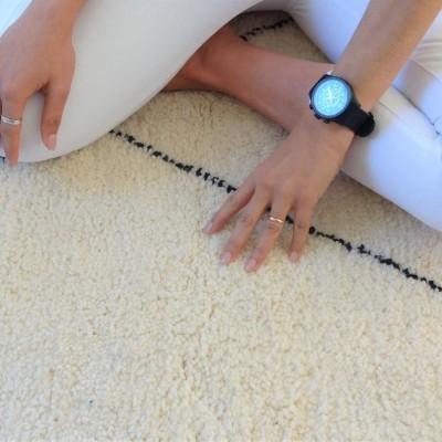 Tapete Berber Lã