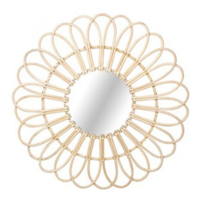 Espelho Vime Flor