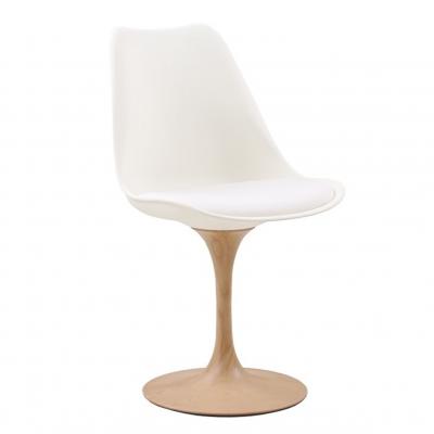 Cadeira Giratória Branca