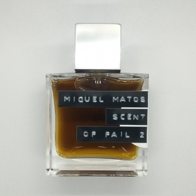 SOLD OUT!!! Scent of Fail 2 Eau de Parfum 50ml (Limited edition 30 bottles)