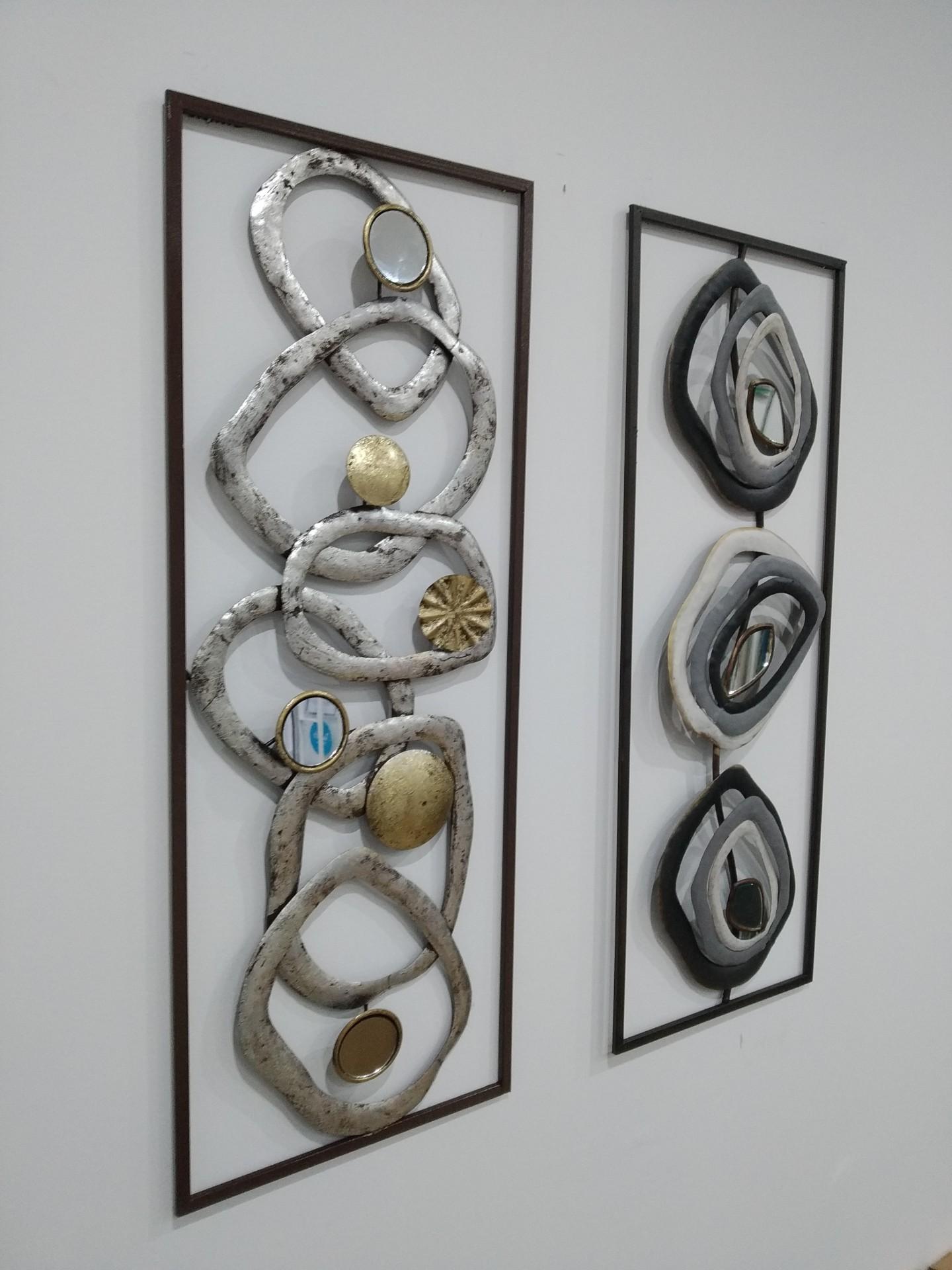 Metal Decorativo - 28,5 x 74,5 (MI21)
