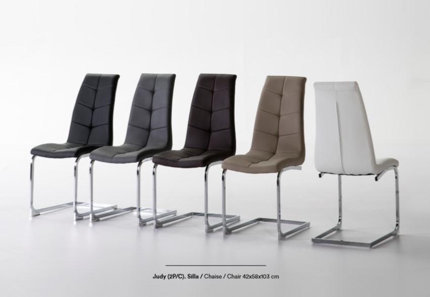 Cadeira (JUDY) - Colecção © Marckeric