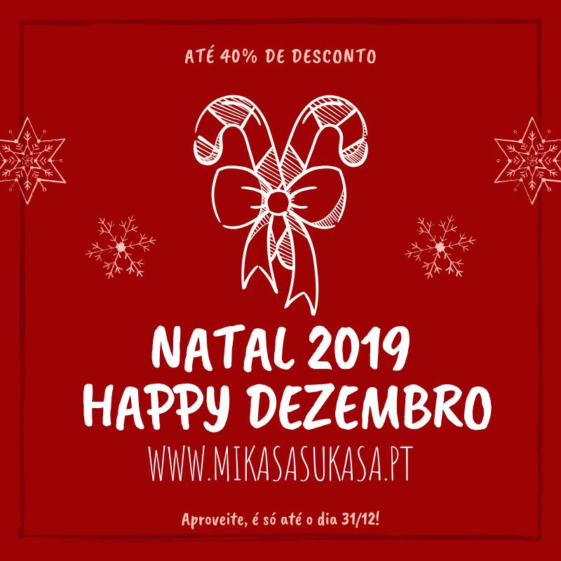 NATAL 2019 - Happy Dezembro 🎁