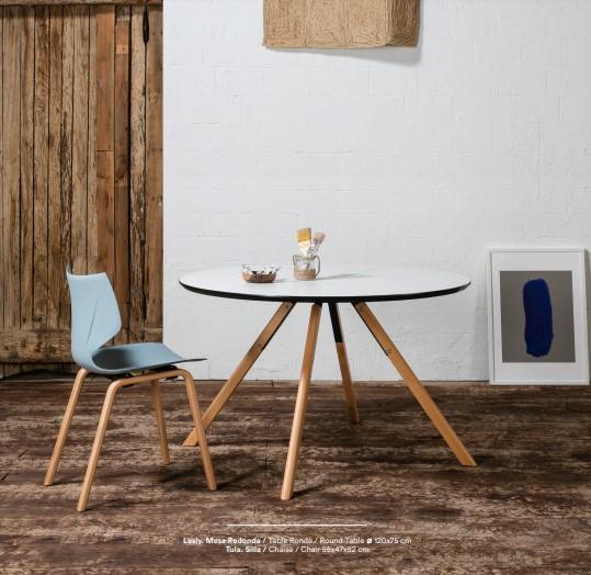 Mesas de Jantar (LESLY RED) - Colecção © Marckeric