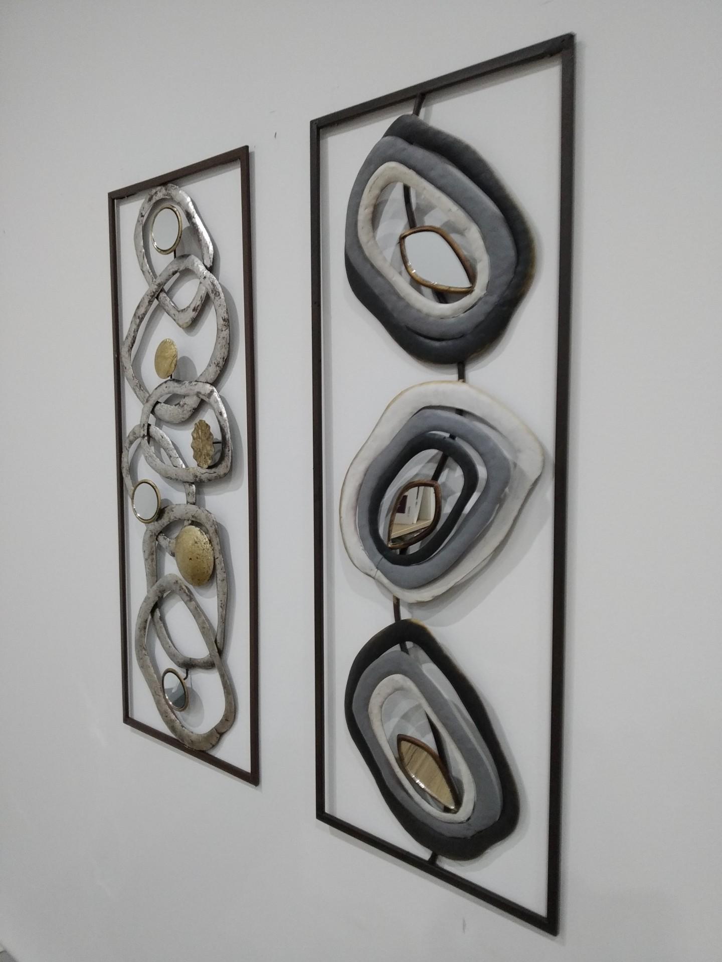 Metal Decorativo - 28,5 x 74,5 (MI22)
