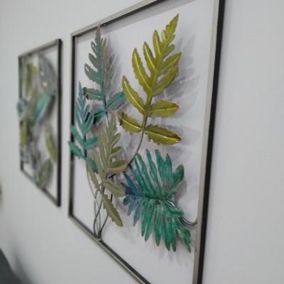 Metal Decorativo 50x50 (MI01)