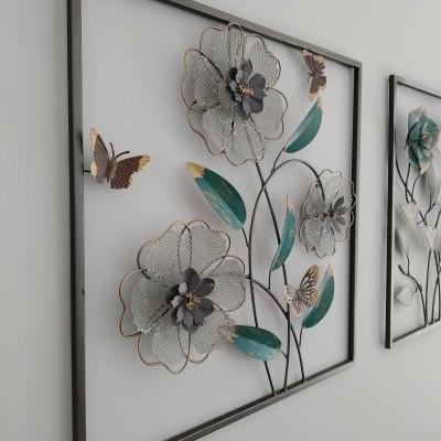 Metal Decorativo - 50x50 (MI04)