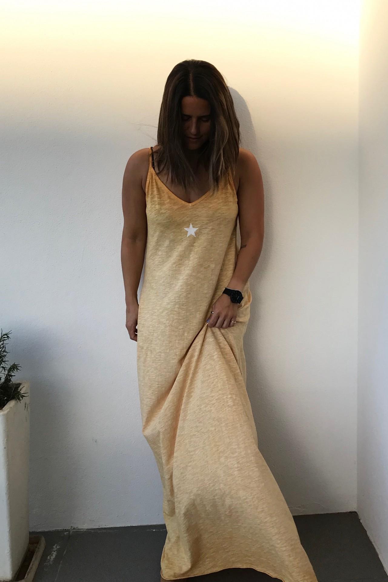 Vestido Comprido | Estrela