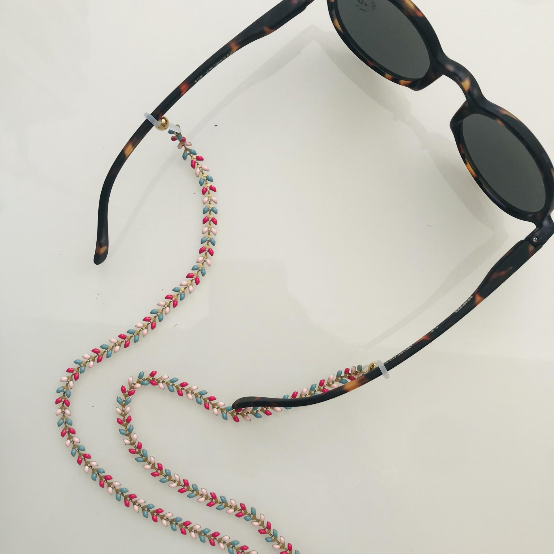 Fita de óculos Aço | Mix Verão