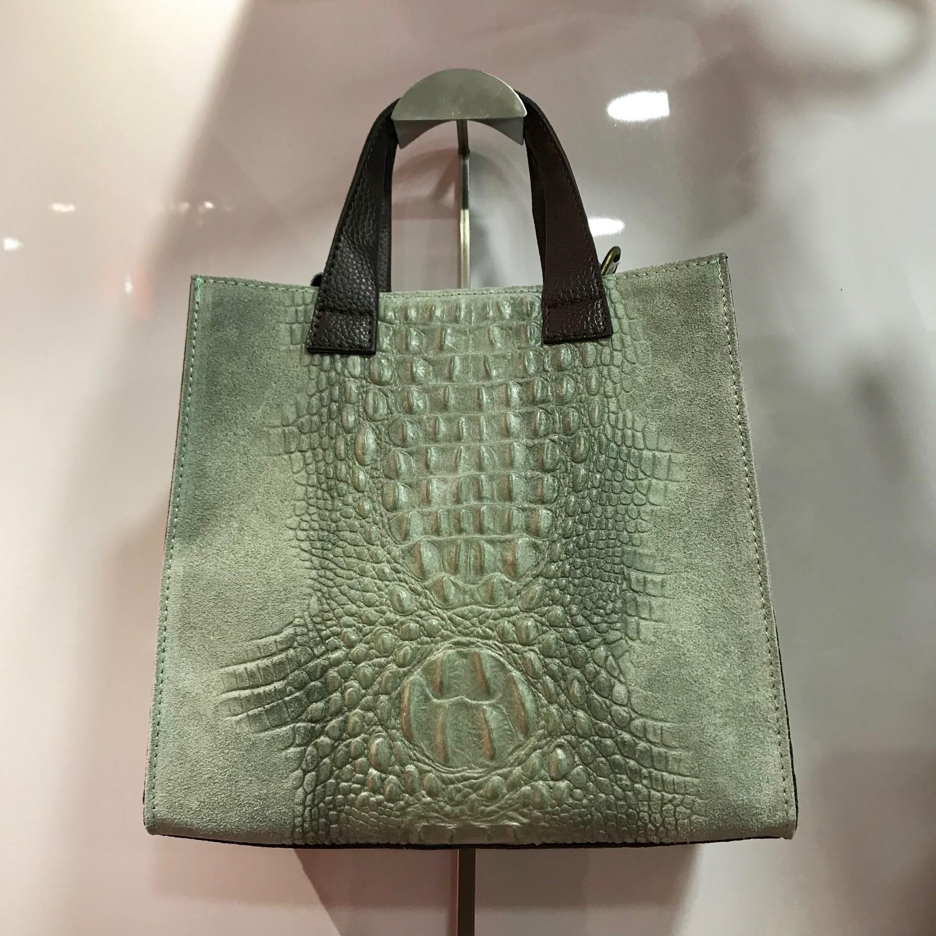 MiniBag Croc | Kaki