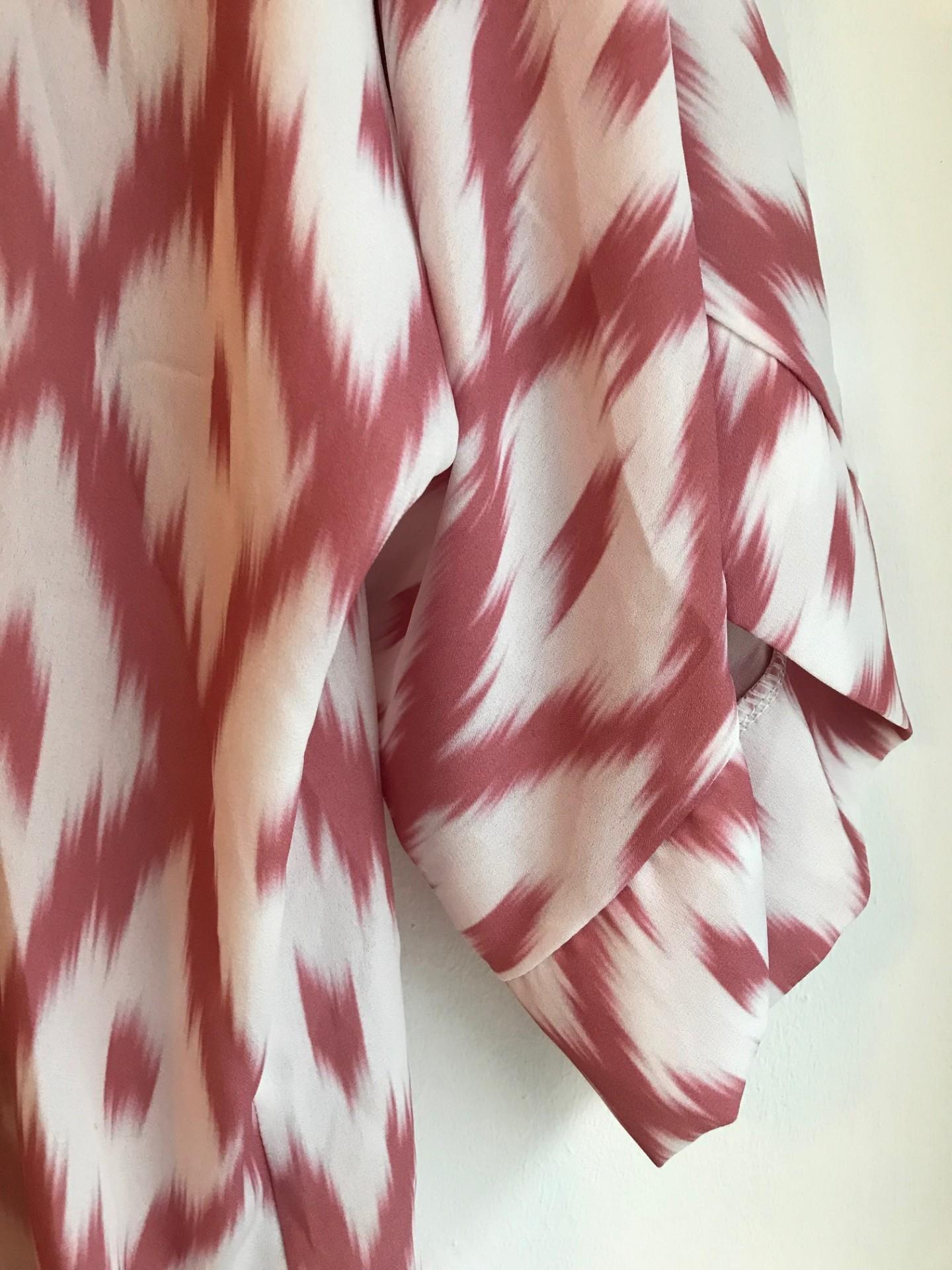 Kimono Étnico | Mostarda
