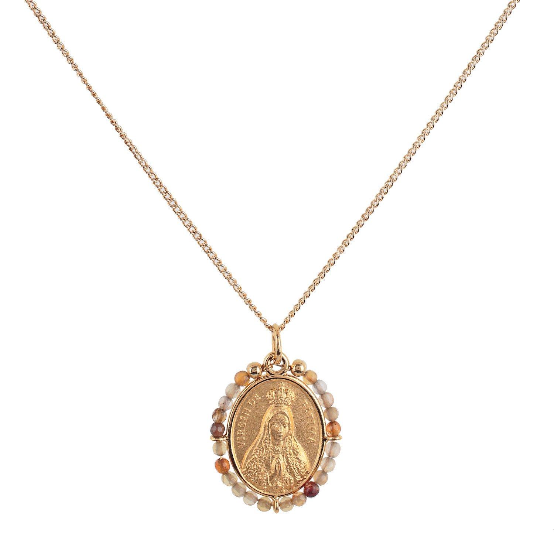 Medalha Virgem de Fátima
