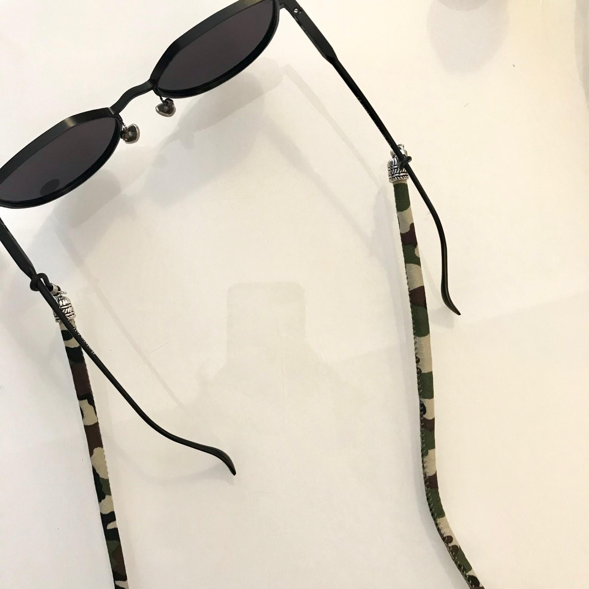 Fita de óculos Padrão Militar | Kaki