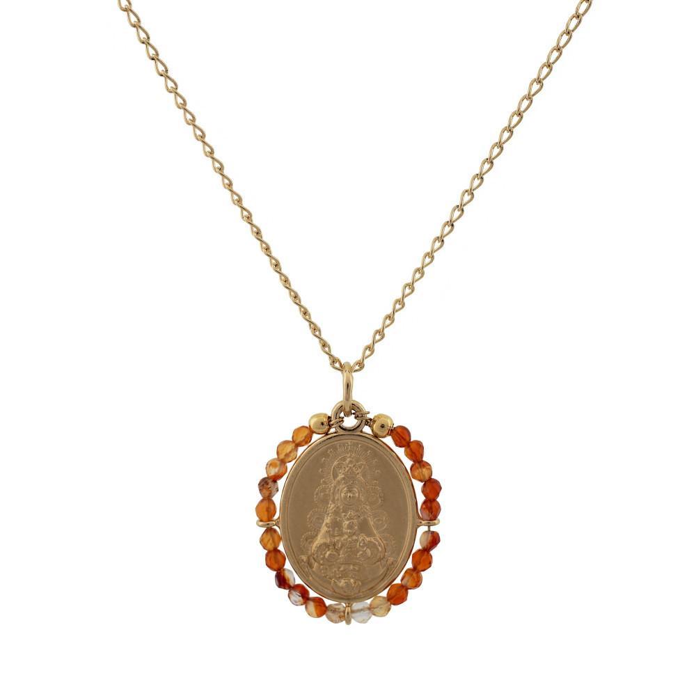 Medalha Virgem Del Rocio