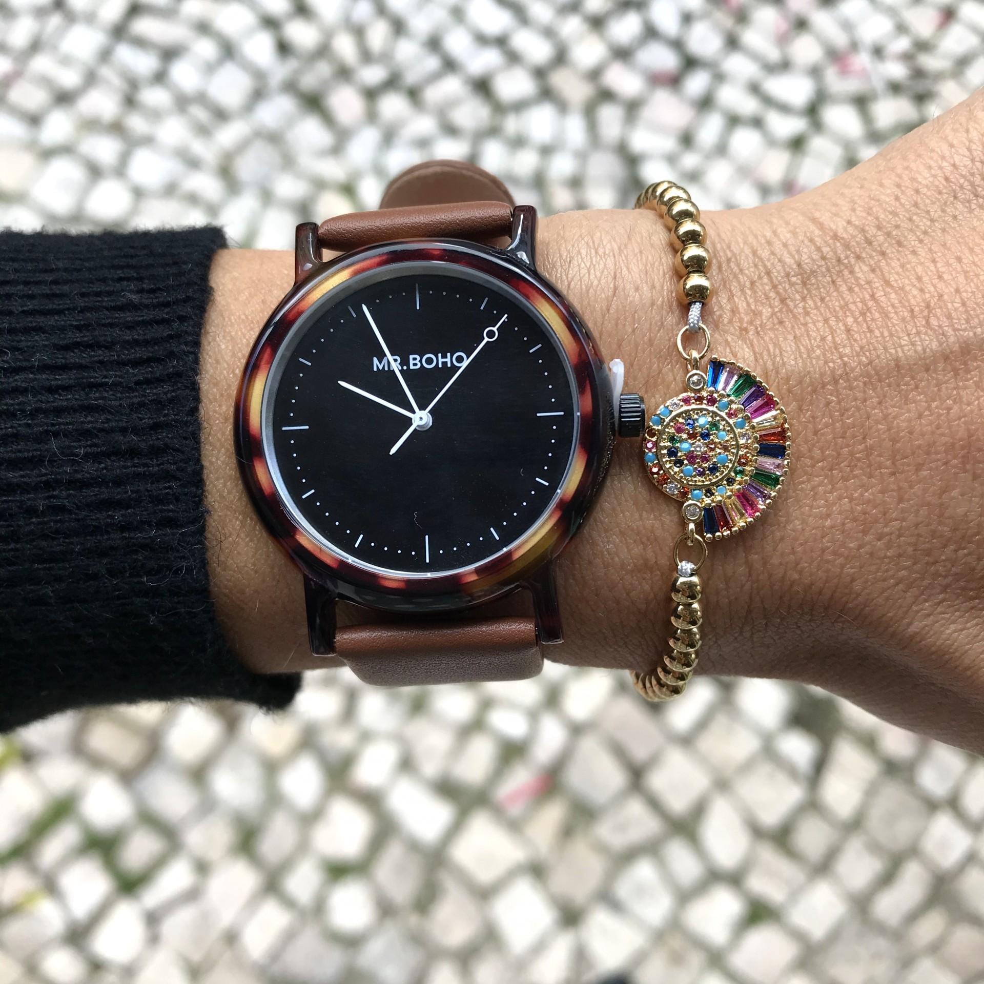 Pulseiras Brilho | Mandala
