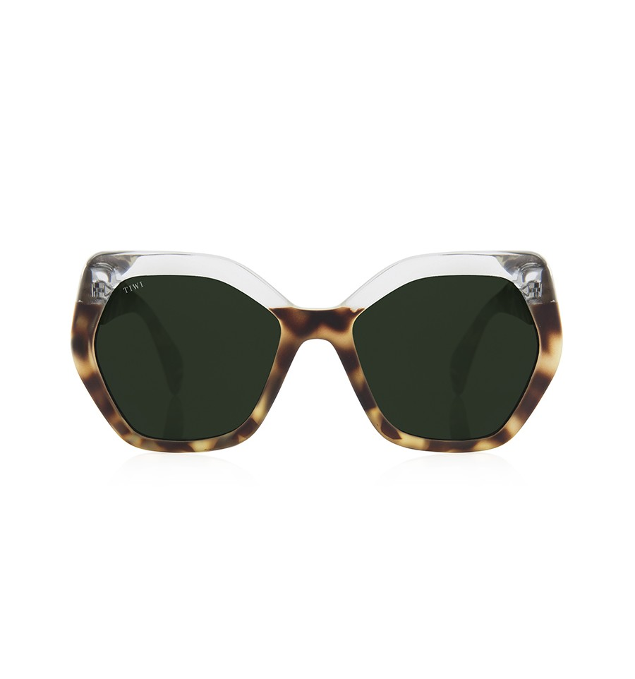CHARON | RUBBER GREEN LENSES