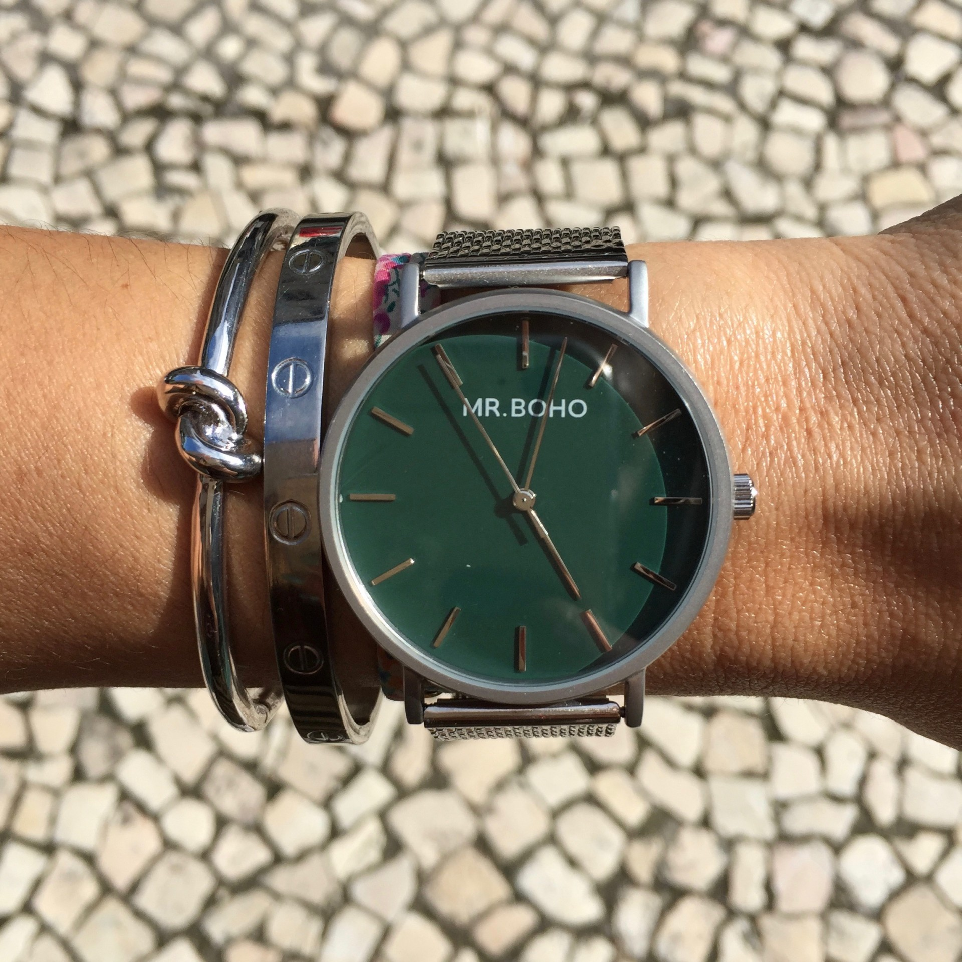CLASSIC METALLIC | IRON GREEN