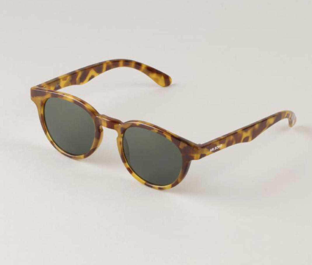 Cheetah Tortoise/Mint Trastevere with classical lenses