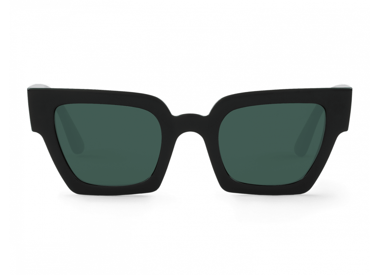 BLACK FRELARD with classical lenses