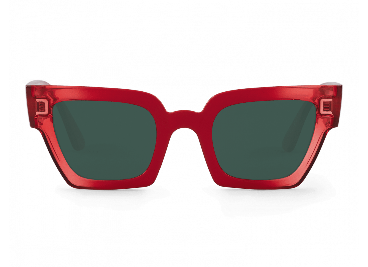 CHERRY FRELARD with classical lenses