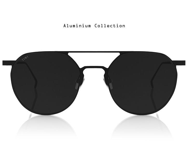 ALUMINIUM COLLECTION 4.1 | MATTE BLACK