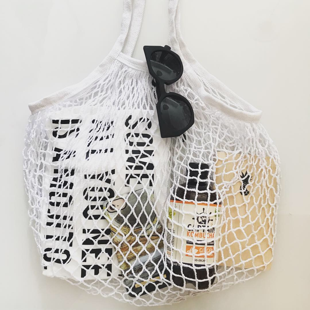 Sacos de Rede | Branco
