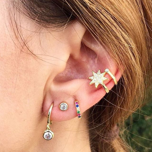 North Star Earcuff