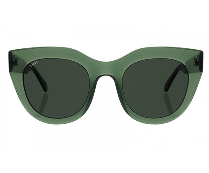 ROSETTA | CRYSTAL GREEN WITH CLASSIC GREEN LENSES