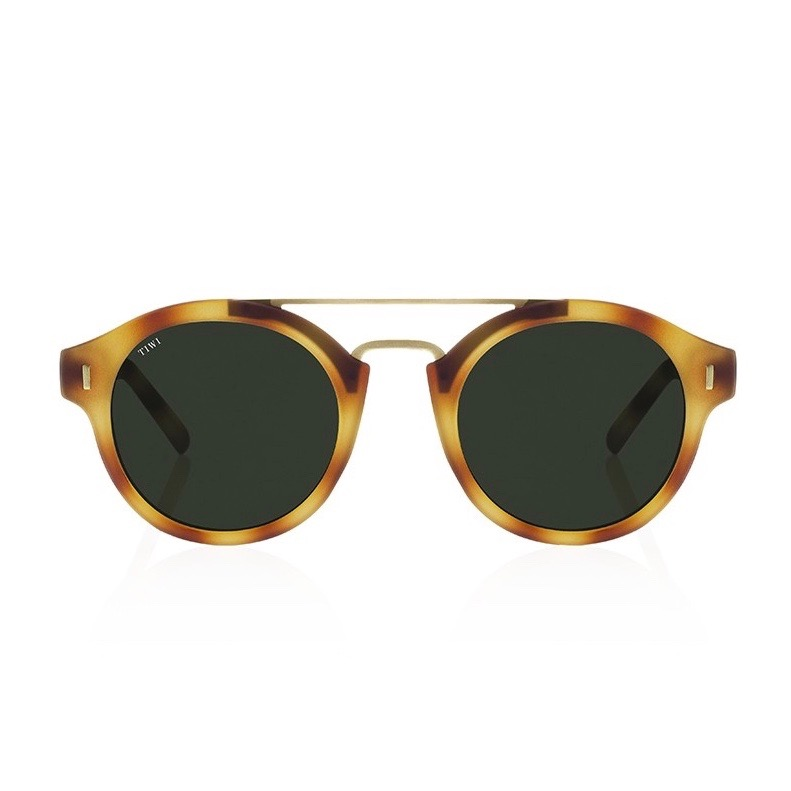 HALLEY | HAVANA GREEN LENSES