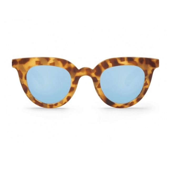 HC TORTOISE HAYES WITH SKY BLUE LENSES