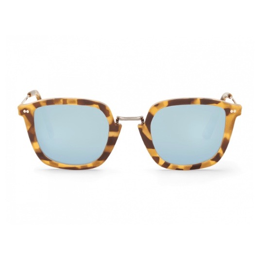 HC TORTOISE GALATA WITH SKY BLUE LENSES