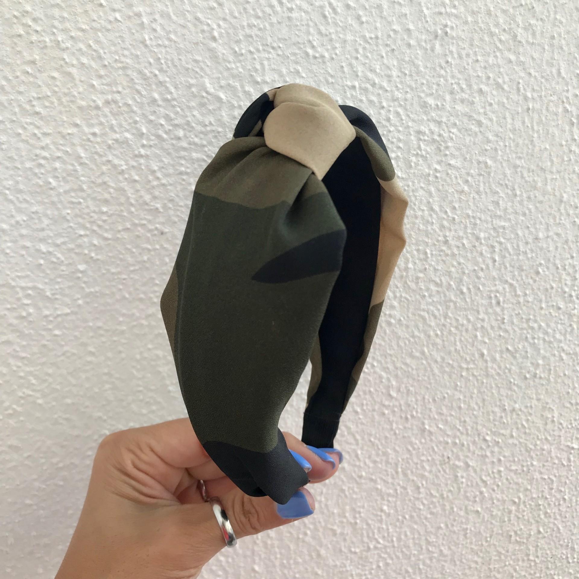 Bandolete Tecido | Camuflado