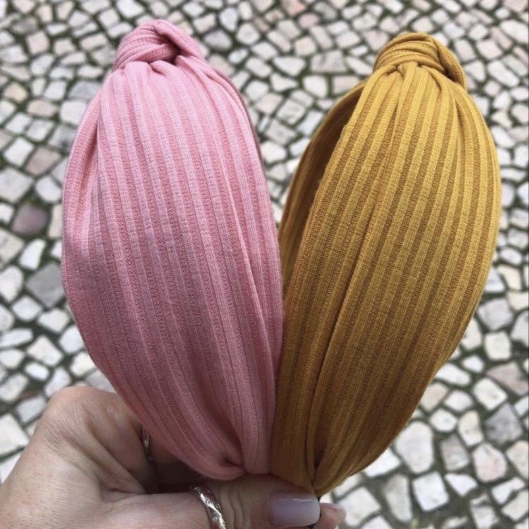 Bandolete Canelada   Rosa & Mostarda