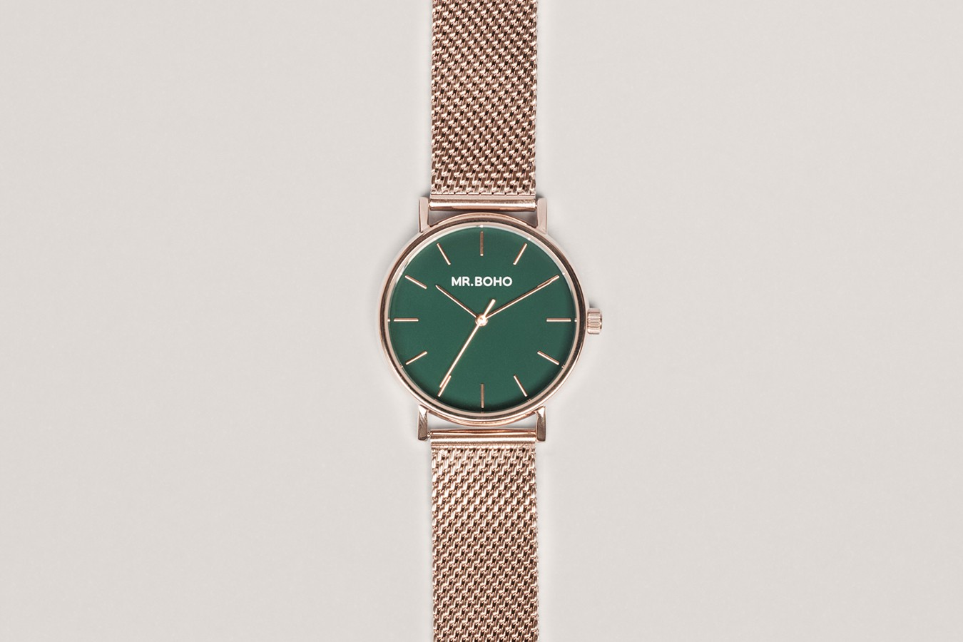 CADET METALLIC | COPPER GREEN