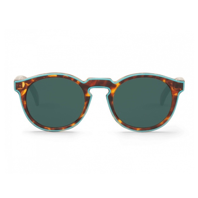 CONTOUR BLUE/CHEETAH TORTOISE JORDAAN WITH CLASSICAL LENSES