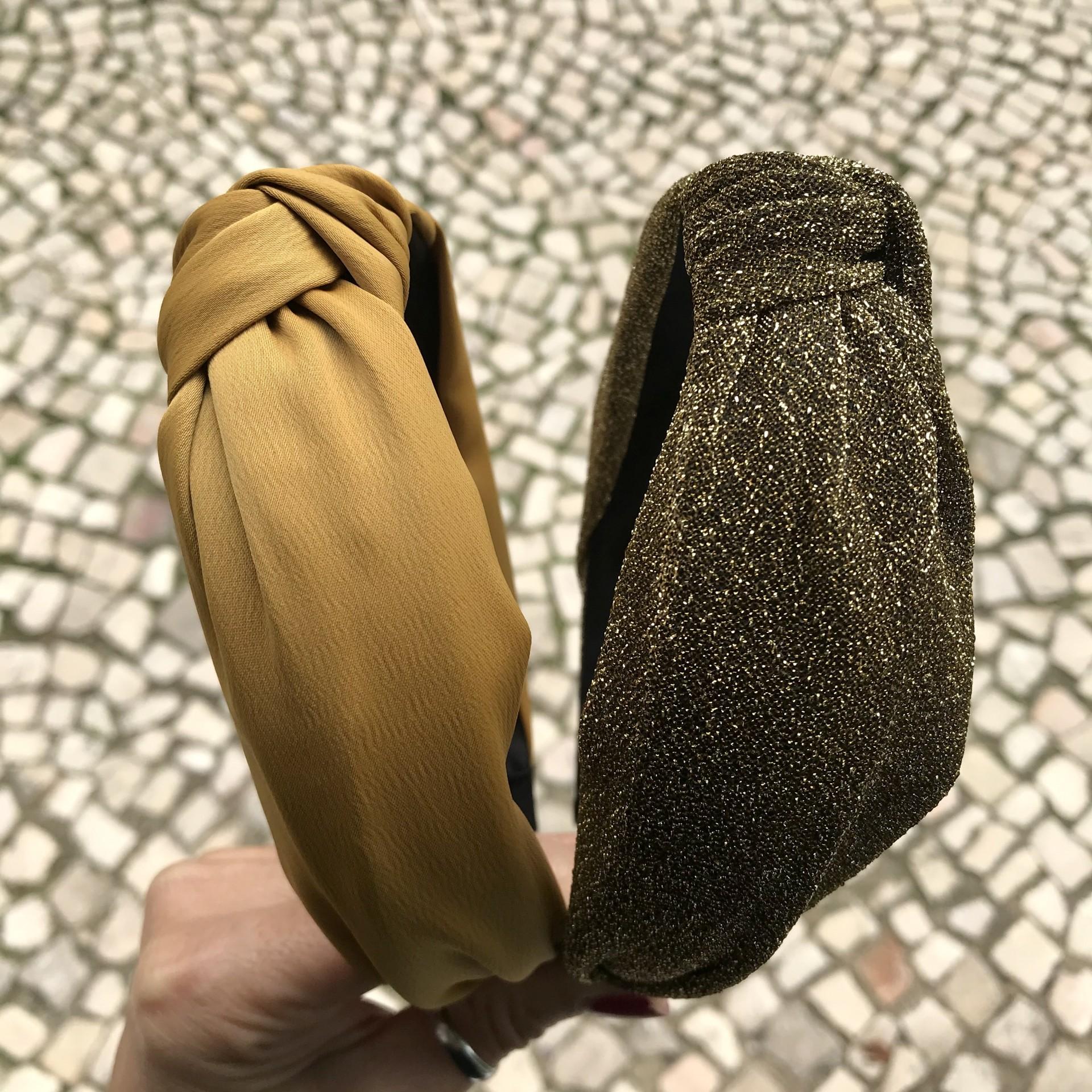 Bandolete Brilho | Dourada