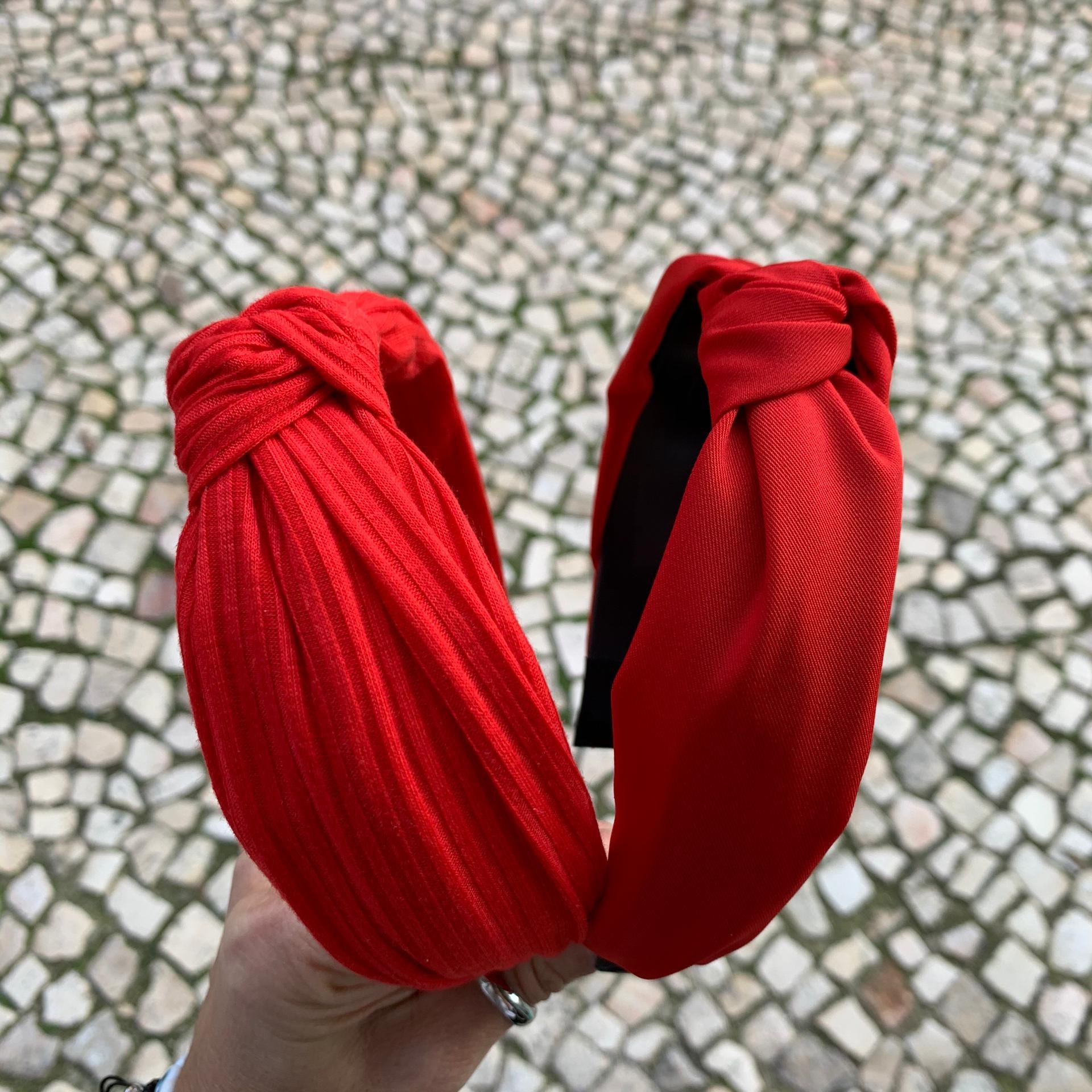 Bandolete Tecido | Vermelho