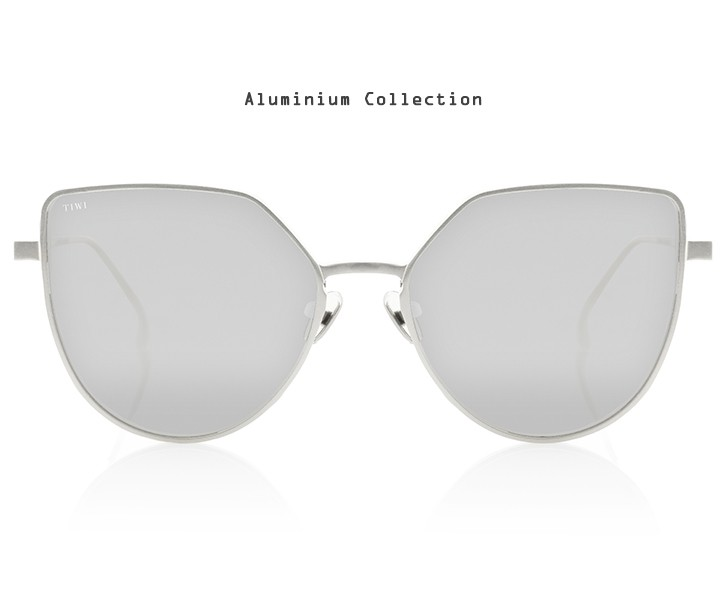 ALUMINIUM COLLECTION 4.3 | MATTE SILVER