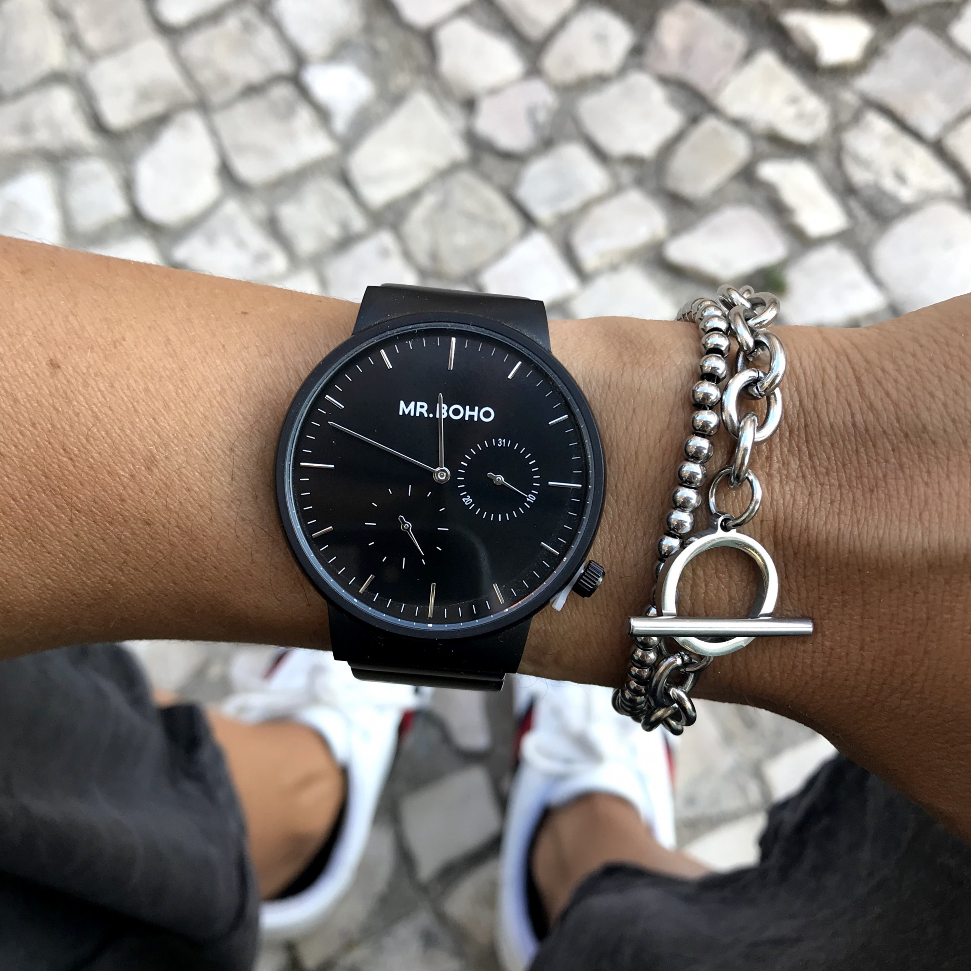 Multifunction | Black Jet