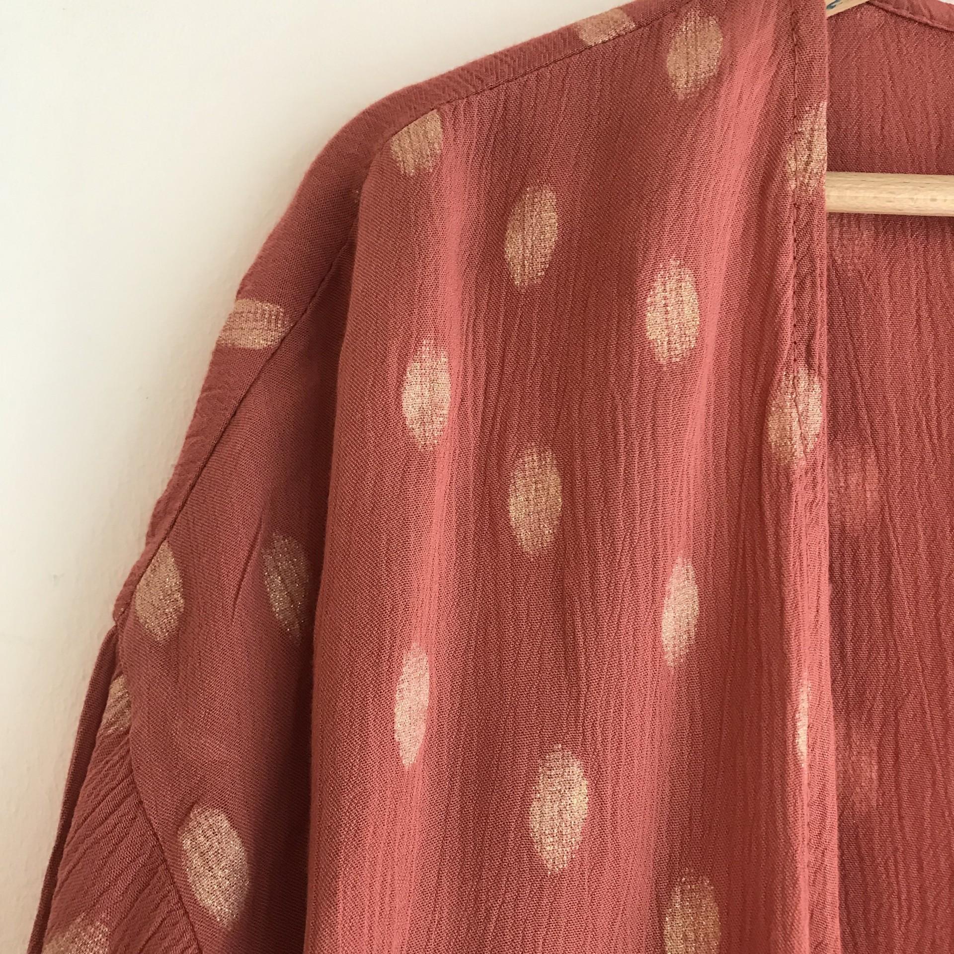 Kimono Padrão | Morango