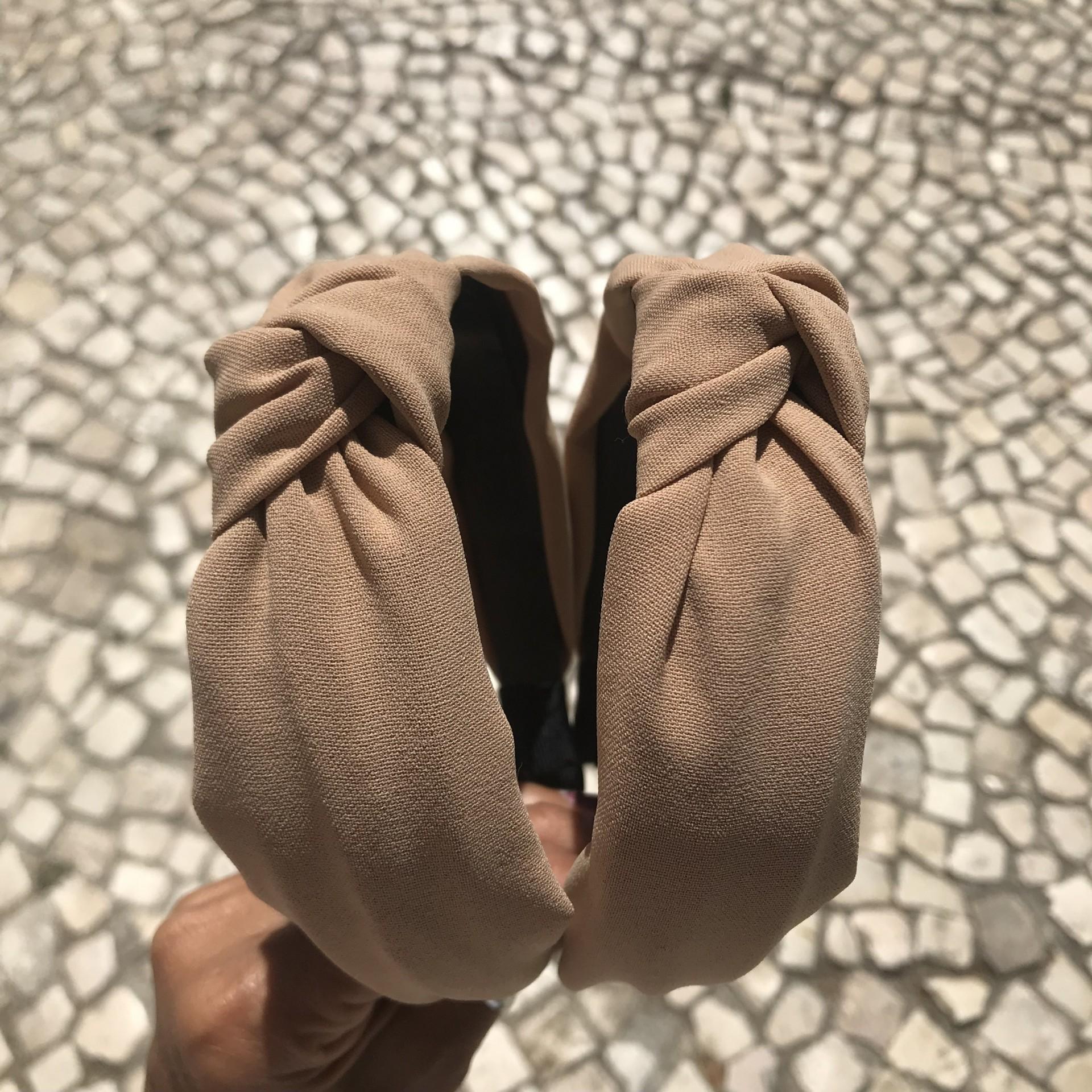 Bandolete Tecido | Creme