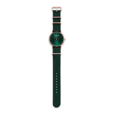 CASUAL METALLIC | COPPER GREEN