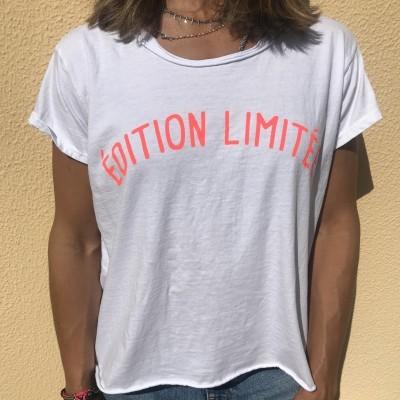 T-Shirt Édition Limité | Cinza
