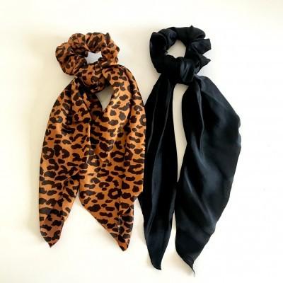 Elástico Cabelo | Leopardo